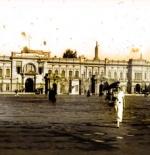 الساحة الأمامية لقصر عابدين