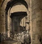 صورة القاهرة الفاطمية باب زويلة