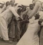 صور نادره لتنفيذ حكم القصاص حد السرقه في عام 1950م