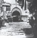 اقتحام العدو الصهيوني للقدس أثناء احتلالها 1967