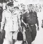 قائد القوات المصرية يستسلم للجيش الإسرائيلي