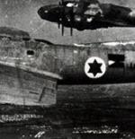 طائرات البوينغ B – 117 الأمريكية التي أعطيت لليهود في حرب 1948
