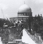 أوائل طلائع الجيوش اليهودية تدخل القدس