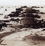 دمار الدبابات والآليات المصرية في سيناء خلال حرب 1967