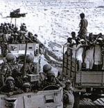 مجموعة من الأسرى العرب بين أيدي العدو الإسرائيلي