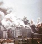 القصف الإسرائيلي لبيروت عام 1982