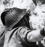 جندي اسرائيلي من أوائل من وصل الى حائط البراق عند احتلال القدس
