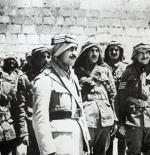 ضباط في الثورة العربية الكبرى