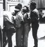 مجموعة من الأسرى الفلسطينيين في لبنان