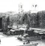 التعزيزات البريطانية في فلسطين