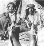 صورة نادرة لزعماء القبائل