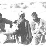 صورة قديمة ونادرة للسعودية