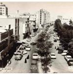 صورة نادرة لشوارع السعودية