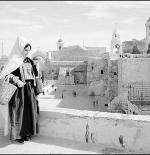 صورة قديمة لمدينة القدس