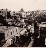 صورة نادرة قديمة للقدس الشريف