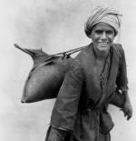 صورة قديمة لطفل مصري