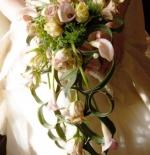 باقات ورود العروس