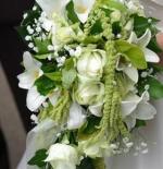 اجمل ورود العروسة