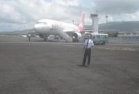 مطار موروني في جزر القمر