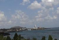 موروني الميناء في جزر القمر