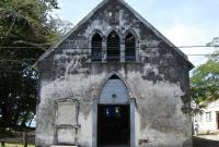 Holy Saviour Church Anse Royale