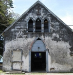 Holy Saviour Church Anse Royale