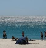 Beach at Camps Bay