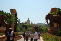 The Elephant Bridge, Sun City