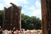 The Huge Gate