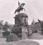 تمثال الجنرال دون خوزيه دو سان مارتين