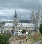 إحدى الكنائس في كيتو