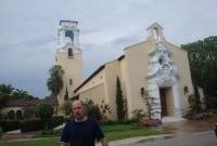الكنيسة في ميامي