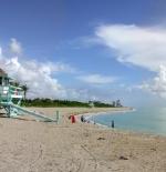 شاطئ مدينة ميامي