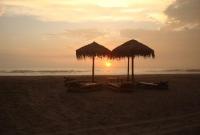 غروب الشمس في ميامي