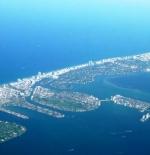 مدينة ميامي من الجو