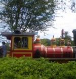 حدائق القطار في اورلاندو