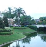 حدائق جميلة في اورلاندو