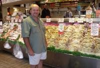 سوق السمك في واشنطن