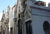مقبرة إيفيتا