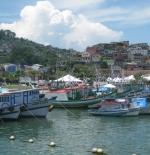 Port at Angra dos Reis