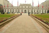 Santiago government palace