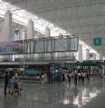 المطار الدولي في جوانزو