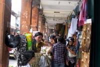 اسواق النسيج في بالي
