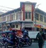 البناء القديم في باندونج