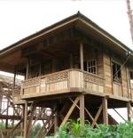 البيت الخشبي في باندونج