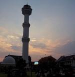 مسجد كبير في باندونج