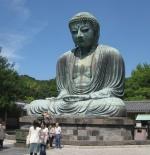 صورة البوذا في طوكيو