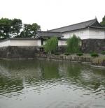 صورة مدخل حدائق الشرق الامبراطوري في طوكيو