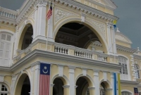 Georgetown colonial building