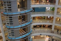 The twin towers mall